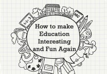 education, fun
