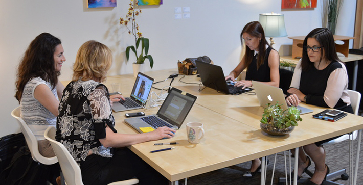 Co working , career growth