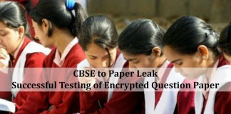 CBSE, CBSE to Paper Leak