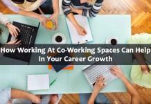 co working, career growth