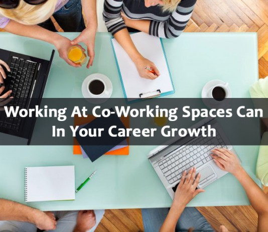 co working, career growth