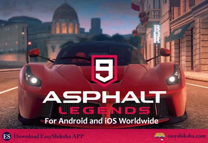 Download Asphalt 9 Legends, Asphalt 9