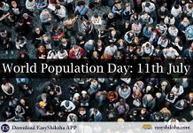 World Population Day, facts, population