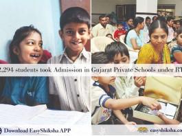 Gujarat, schools, RTE
