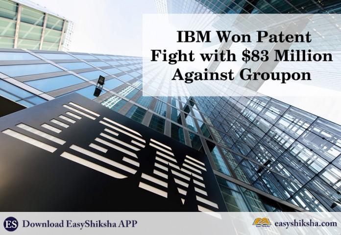 IBM, Patent