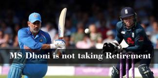 MS Dhoni, cricket news, sports news