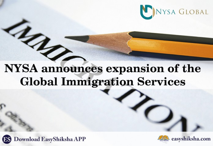 NYSA, Immigration, EB 5 Visa