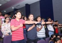 manav rachna , students, oath