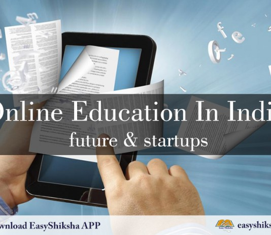 Online Education In India, future
