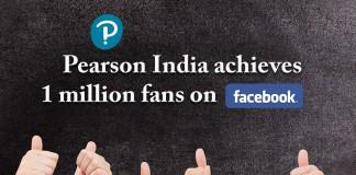 Pearson india, pearson, facebook