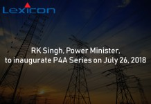 Power, R K Singh, power sector, lexicon