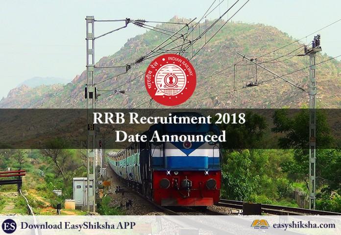 RRB, RRB recruitment