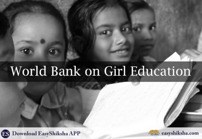 world bank, report, girls