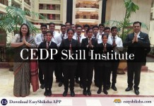 industrial visit, CEDP Skill institute