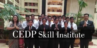 industrial visit, CEDP Skill institute