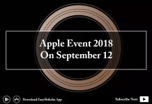Apple Event, Apple Event 2018