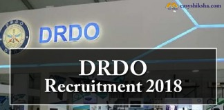DRDO, DRDO Recruitment