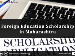 Foreign Education, Scholarship
