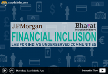 J.P. Morgan, Bharat Inclusion Initiative