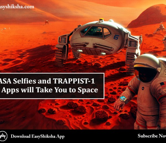 NASA Selfies , TRAPPIST-1 VR Apps