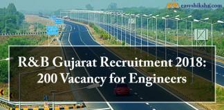 R&B recruitment, Gujarat