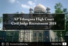 AP Telangana, recruitment, high court