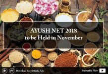 AYUSH NET 2018
