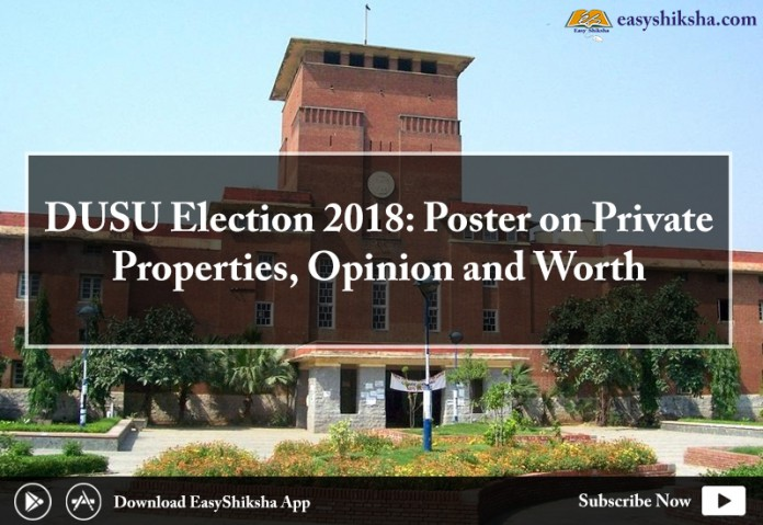 DUSU, DUSU election, 2018