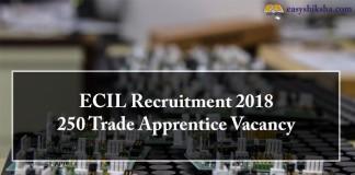 ECIL, ECIL Recruitment 2018