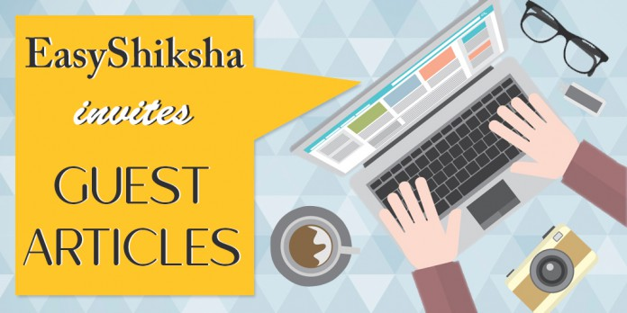 EasyShiksha, Guest article,