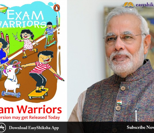 Exam Warriors, Narendra Modi