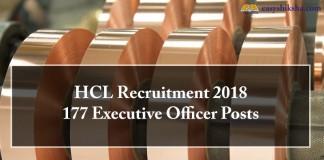HCL, HCL Recruitment