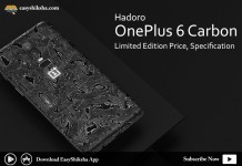 Hadoro OnePlus 6