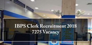 IBPS, IBPS Clerk, recruitment 2018
