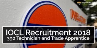 IOCL , IOCL Recruitment