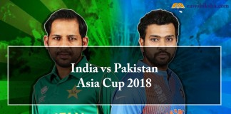 India vs Pakistan, Asia Cup 2018