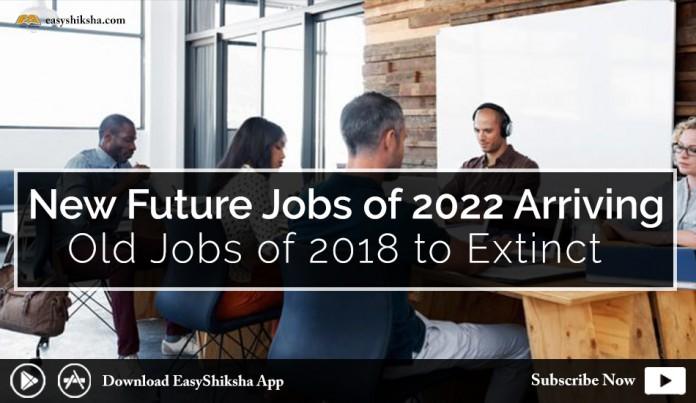 future jobs, job
