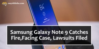 Samsung Galaxy, Samsung Galaxy Note 9