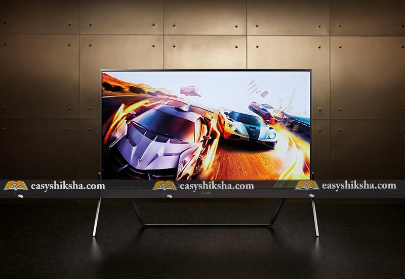 VU 100, 4K QLED TV, 00 inch 4K QLED TV