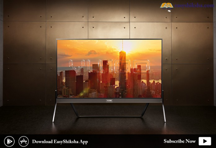 VU 100, Tv, smart tv