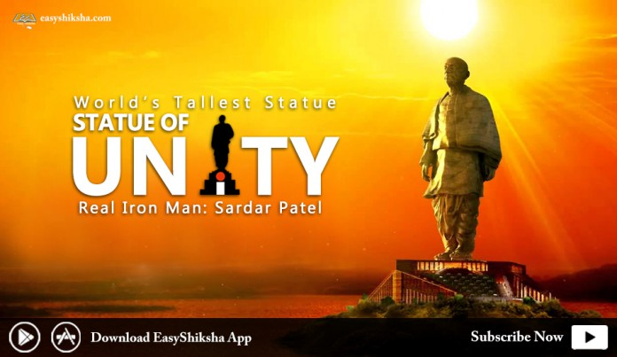 World's Tallest Statue, Statue of Unity