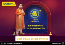 Flipkart Big Diwali Sale 2018