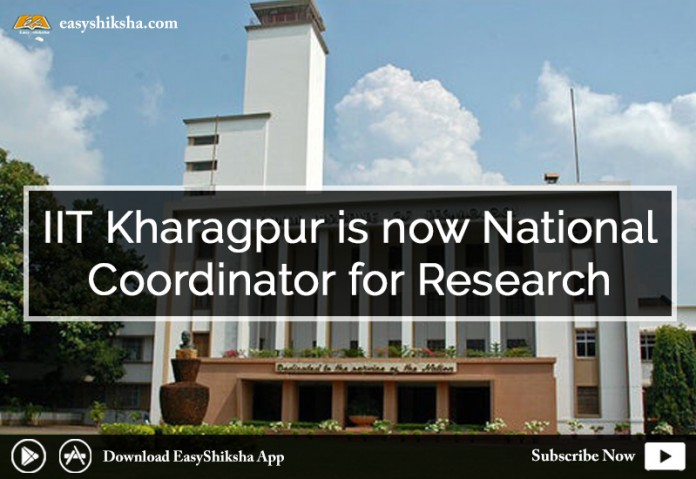 SPARC IIT Kharagpur National Coordinator