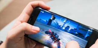 Gaming Smart Phones