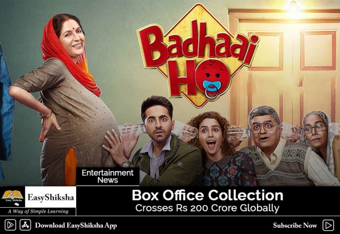 Badhaai ho, collection