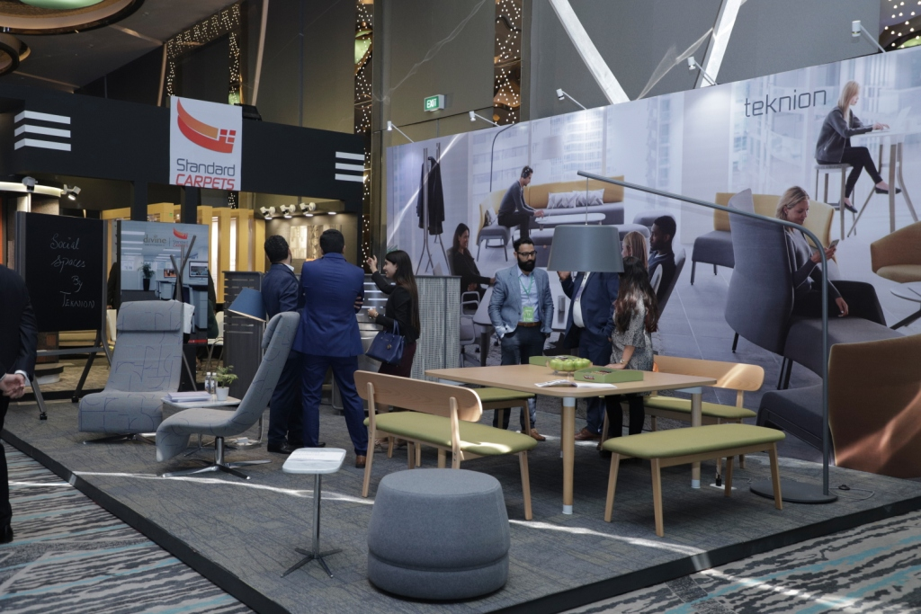 Contract & Commercial Design 2018 Exhibition