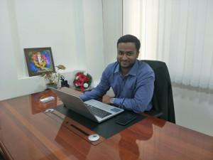 Mr. Yogesh C the founder of Digital Academy 360