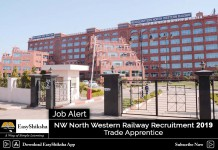 NW Recruitment, North Western Railway Recruitment, NW Railway Recruitment