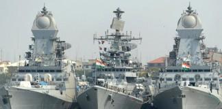 Naval Dockyard Vishakhapatnam