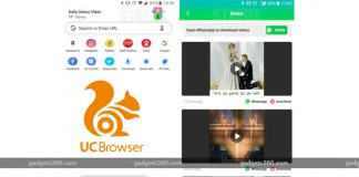 New Feature: UC Browser Introduced a Section for Short Videos